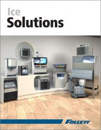 Ice Solutions for Foodservice