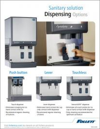 Sanitary Solution Dispensing Options