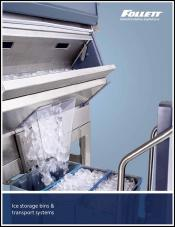 Ice Storage Bins and Transport Systems