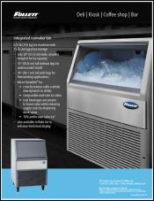 Maestro Plus Ice Machine Bin for Foodservice