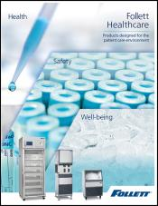 Follett Healthcare Brochure