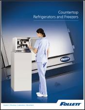 Countertop Refrigerators and Freezers