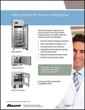 Follett Solutions for Pharmacy Refrigeration