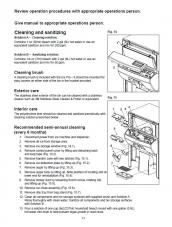 DB1000 Cleaning Instructions