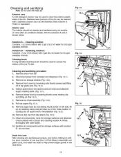 DB650 Cleaning Instructions