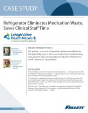 Eliminate Medication Waste, Save Staff Time