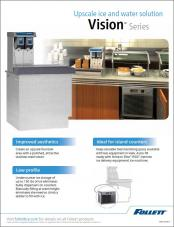 Vision Upscale Ice and Water Solution