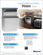 Upscale refreshment solution - Vision
