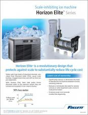 Scale Inhibiting Ice Machines - Horizon Elite