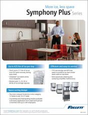 Symphony Plus sell sheet