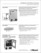 Refrigerator and Freezer Accessories