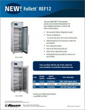 Follett REF12 Laboratory Refrigerator