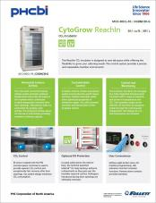 CytoGrow Reach-In CO2 Incubator - 30.1 cu ft