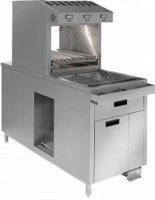 fryer warmer